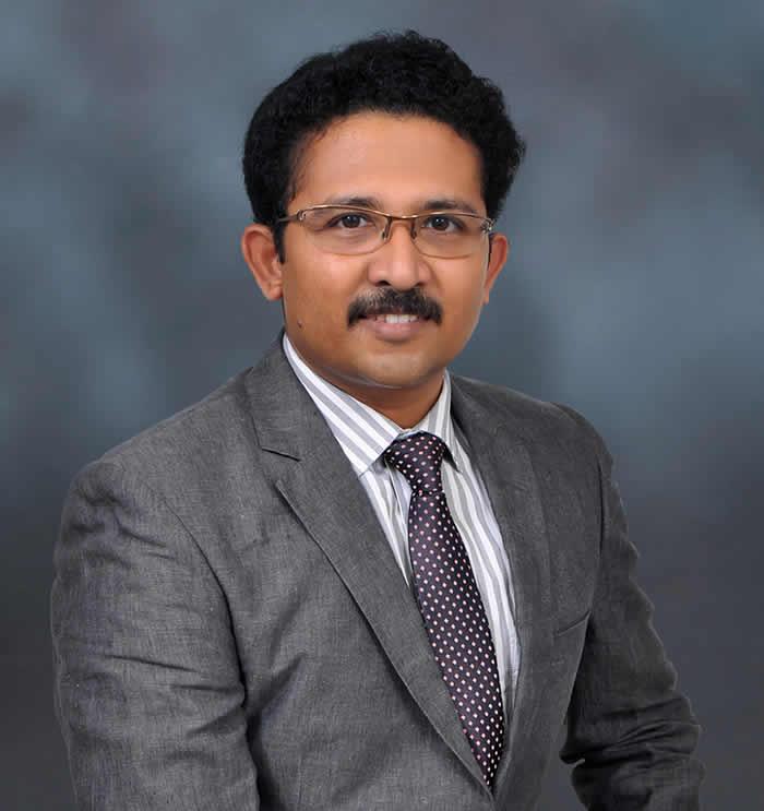Prof. Vinodh Vijayakumar