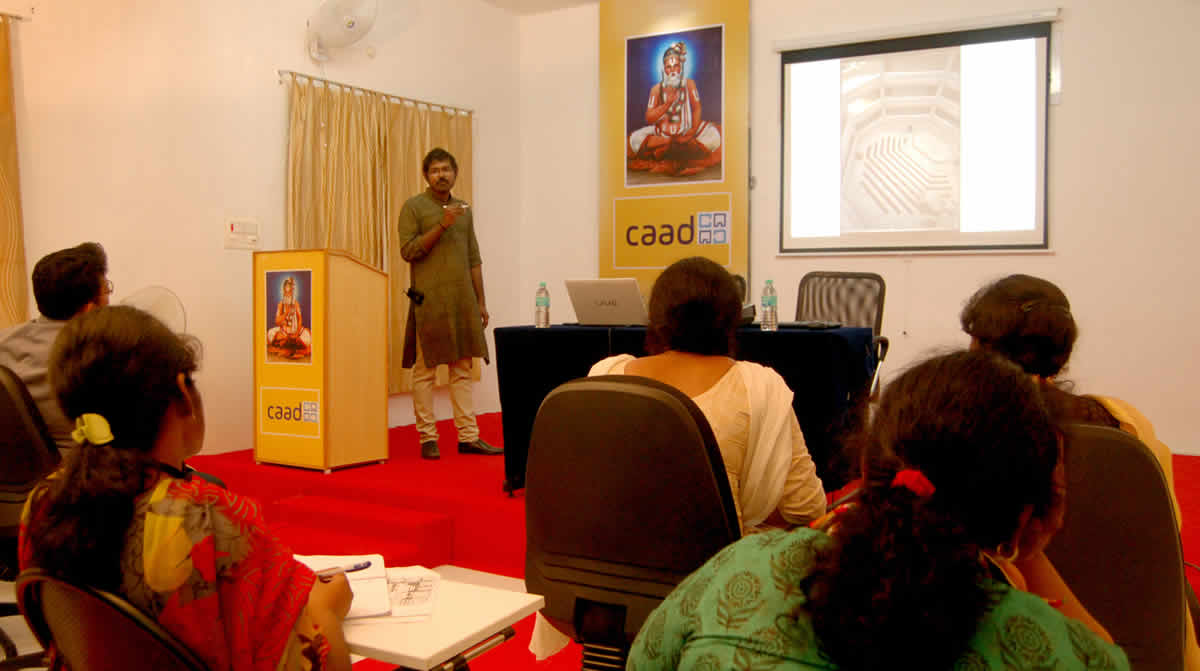 "Lecture On ""Raj Rewal's Architecture"""
