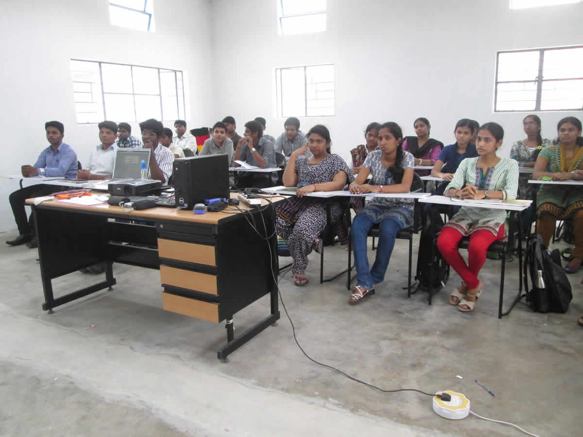Photography Workshop Conducted At CAAD