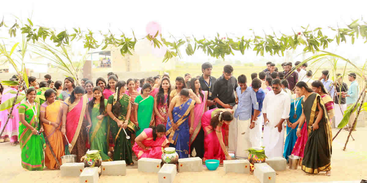 Pongal Celebrations At CAAD