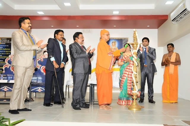 Inauguration Of SWAMI VIVEKANANDA Auditorium And ORIENTATION Programme For The Batch 2017 – 2018