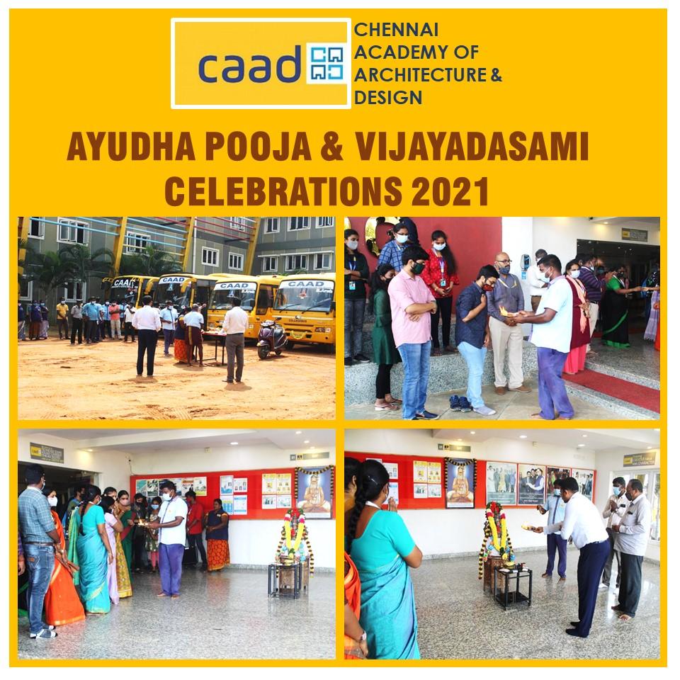 CAAD Pooja Celebrations